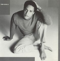 Richard Avedon, Al Jarreau - This Time, Back