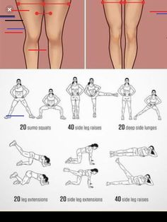 Easy Butt and Thigh Workout for a Bigger Butt and Toned Thighs If you want a bigger booty and tighter, toned thighs you're going to love this butt and thigh workout. In it, I share 8 different butt and thigh exercises that will pump up your rump and shrink your thighs. Ready? Let's do this! Butt and Thigh Workout Pin this workout to Pinterest so you'll have it forever. How to do this Butt and Thigh Workout Warm up with some light cardio and stretches. Do each exercise until you feel the…