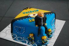 Verschrikkelijke ikke taart / despicable me cake