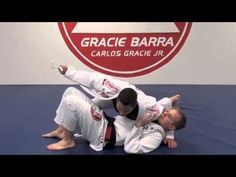 BJJ Technique - Learn How to Apply 2 Lapel Chokes From Side Mount Control - YouTube
