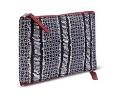 Sonia Kashuk Cosmetic Bag 2-Zip Purse Kit Black & White Sonia Kashuk, Cosmetic Bag, Cosmetics, Purses, Wallet, Zip, Black And White, Bags, Products