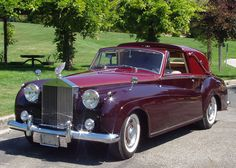 1958 Rolls-Royce Silver Cloud Maintenance/restoration of old/vintage vehicles: the material for new cogs/casters/gears/pads could be cast polyamide which I (Cast polyamide) can produce. My contact: tatjana.alic14@gmail.com