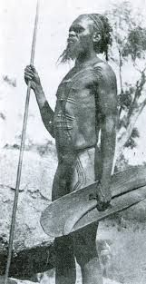 An Aboriginal man hunting in the Fraser Range, Western Australia, late in the nineteenth century. Aboriginal Man, Aboriginal Culture, Aboriginal People, Australian Aboriginal History, Australian Aboriginals, Indigenous Tribes, Inca, People Of The World, First Nations
