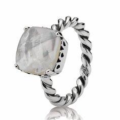 Pandora Path Silver Ring From Ben Bridge Jeweler