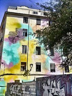 """Casa decorada en el barrio del """"Gancho"""""""