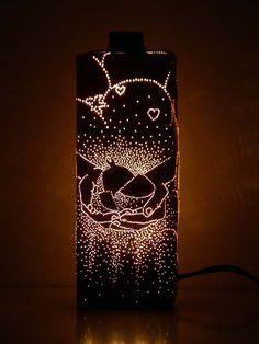 Packaging Lights by Anke Weiss - Dezeen