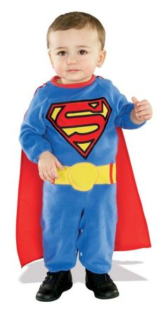 Cool Costumes Superman Infant and Toddler Costume just added...