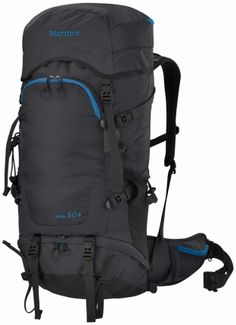 6128c8a7957a9 Odin 50 Plus Black Blue Ocean Unisex Backpacks Equipment Internal Frame  Backpack