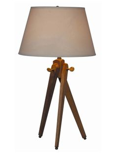 Woody Table Lamp by 100Essentials at Gilt 100Essentials Woody Table Lamp $139 Gilt