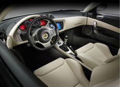2016 Lotus Elise Interior