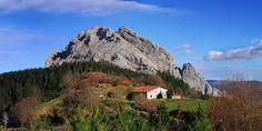 Casas Rurales Urkiola, Parque Natural