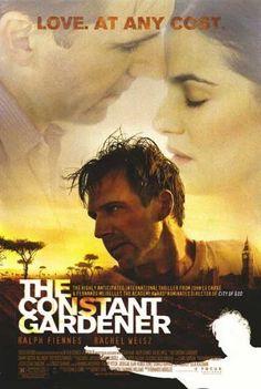 "The Constant Gardener (El jardinero fiel) - 2005  ""Sir Bernard Pellegrin: Do you no good to go poking around under rocks, Justin. Some very nasty things live under rocks, especially in foreign gardens."""