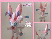 Pokemon - Sylveon Free Papercraft Download