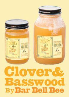 The Beez Kneez local, raw honey