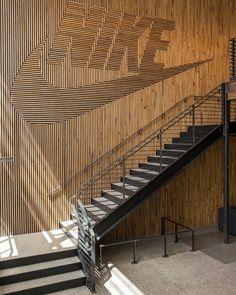 Nike Brand Walls , Beaverton, 2014 - Fieldwork Design & Architecture