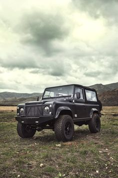 Land Rover D90 Custom 13 740x1110 ICON Land Rover Defender D90 LS3 V8