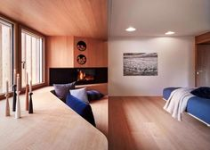 Eco wooden stylish home in Erkheim, Germany designed by Alfredo Häberli - CAANdesign   Architecture and home design blog