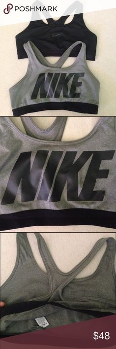 Lot of two Nike sports bras Great conditions ! Nike Intimates & Sleepwear Bras