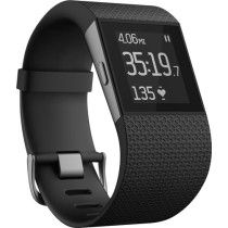 Fitbit Surge Fitness Watch (Large) Black FB501BKL - Best Buy