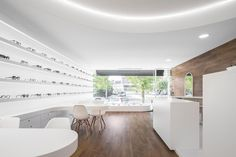 Image 20 of 34 from gallery of Optical Pitães / Tsou Arquitectos. Photograph by Ivo Tavares Studio Pharmacy Design, Cool Store, Studio, Gallery, Photograph, Retail, Home, Architects, Pictures