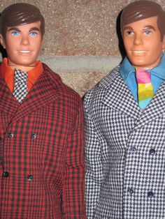 Ken dolls mod suits