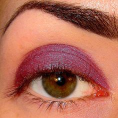 Pick your poison Eyeshadow Mineral makeup Pink by SobeBotanicals