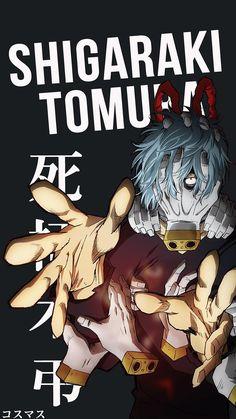 Shigaraki Tomura ~ Korigengi | Wallpaper Anime