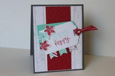 Petite and Happy by kookies - Cards and Paper Crafts at Splitcoaststampers
