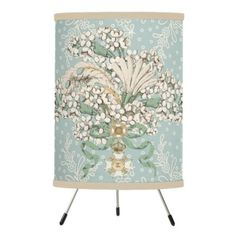 Rococo Shabby Chic Decor - Lamp Table Tripod - chic design idea diy elegant beautiful stylish modern exclusive trendy