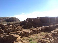 New Mexico's Chaco Canyon filled with mystery