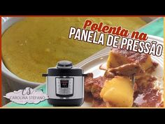 French Toast, Breakfast, Pasta Soup, Gravy For Chicken, Electric Pressure Cooker, Creamy Polenta, Beverage, Morning Coffee