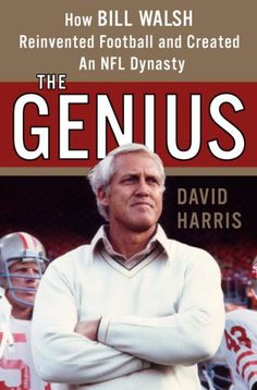 Offers a portrait of football coach Bill Walsh who transformed the San Francisco 49ers, the NFL's worst team in 1979, into a football powerhouse through a combination of organization innovation, player management, and determination, in a study of success and the price it exacts.