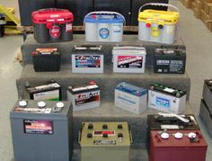 AGM battery source for Field Day! Ups System, Field Day, Ham Radio, Warehouse, Tractors, Rv, Trucks, Tools