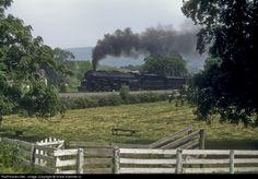 RailPictures.Net Photo: N&W 1218 Norfolk & Western Steam 2-6-6-4 at Markham, Virginia by Vince Hammel Jr
