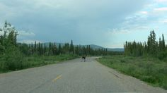 on the way to Whitehorse. Country Roads