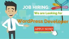 Latest Hire Wordpress Developer Jobs in Pathankot. The candidates who are IT expert & have been passed graduation in computer subjects can apply for this job. http://www.mktechsoft.com/