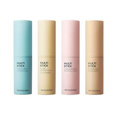 THE FACE SHOP Multi Stick details at Korea depart official website. Popular brand THE FACE SHOP Multi Stick with one touch to give natural contour finish can be purchased at Korea depart. Skincare Packaging, Beauty Packaging, Cosmetic Packaging, Brand Packaging, Lipstick Designs, Makeup Designs, Makeup Ideas, Good Beauty Routine, Makeup Package
