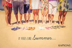 Let's Have some fun in the sun... #Kapsons #SummersFun