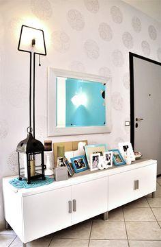 Recycled Home Di Spazio 14 10 Bastano Uno Stencil E Un Po HomesInterior WorkDesign