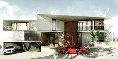 Encontrá las mejores ideas e inspiración para el hogar. Vivienda Familiar - Costa Azul - Villa Carlos Paz por Innovare | homify