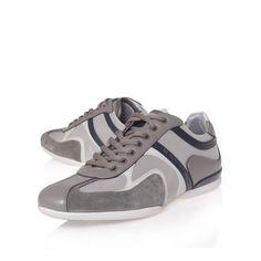 seamon lo pro, grey shoe by hugo boss - men