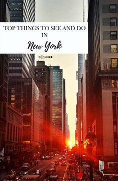 There is no other city in the world quite like New York. You have to visit New York at least once in your lifetime. Read about things you must see in NYC.
