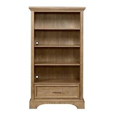 """Stone & Leigh by Stanley Furniture Chelsea Square 58"""" Standard Bookcase Finish: French Toast"""