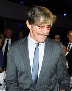 Reporter Geraldo Rivera made an appearance at our Awards Ceremony last week