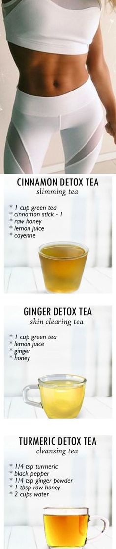 The Best Teas for Detoxing