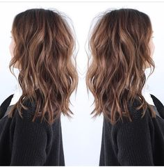 What curly iron or tutorial?