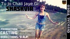 TU JO CHALI JAYE GI  OFFICAL Video Song | shaskvir | Latest Hindi Song 2...