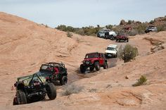 Excellent Jeep Events to Check Out - Easter Jeep Safari