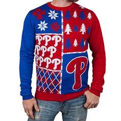 93e13b02e630c3 Philadelphia Phillies Christmas Sweater Mlb Detroit Tigers, Ugly Sweater,  Ugly Christmas Sweater, Philadelphia
