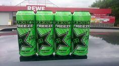 Wie schmeckt eigentlich.. das neue Rockstar Freeze Frozen Lime? Unser vorerst letzter Beitrag zu dieser Sorte: Der Testbericht!  http://www.energized-test.de/tests/frozenlime/